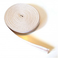 20mm flat cotton wick - 1m