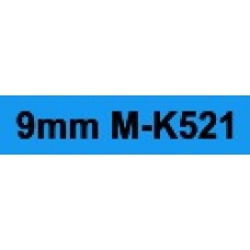 MK-521 9mm Black on blue