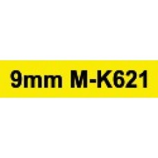 MK-621 9mm Black on yellow