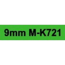 MK-721 9mm Black on green