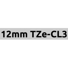 TZe-CL3 12mm cleaning tape