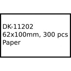 DK-11202 62x100mm labels