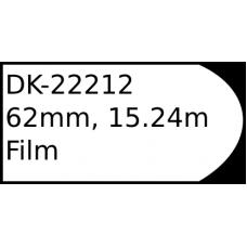 DK-22212 62mm continuous film