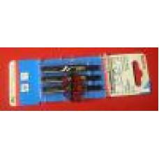 Bosch U Shank carbide blade 30 grit 3 pack