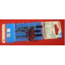 Bosch U Shank carbide blade 50 grit 3 pack